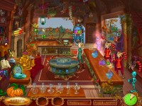 Enchanted Katya and the Mystery of the Lost Wizard Game screenshot 2