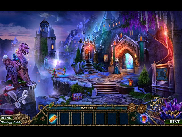 Enchanted Kingdom: Fiend of Darkness Collector's Edition Game screenshot 1