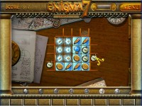 Enigma 7 Game screenshot 1