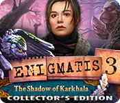 Free Enigmatis 3: The Shadow of Karkhala Collector's Edition Game