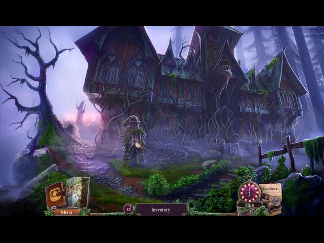 Enigmatis: The Mists of Ravenwood Game screenshot 2