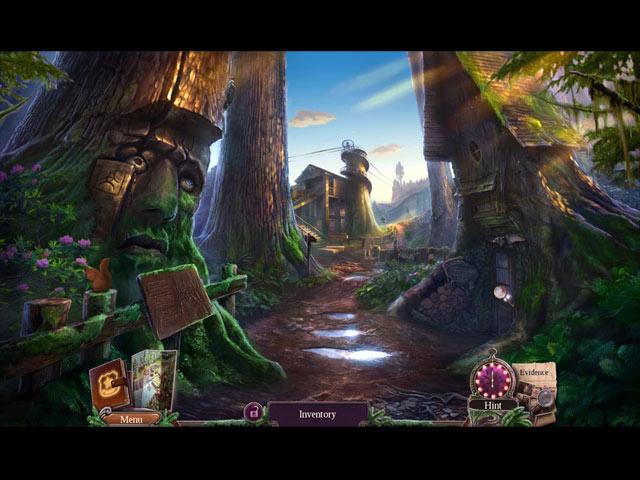 Enigmatis: The Mists of Ravenwood Game screenshot 3