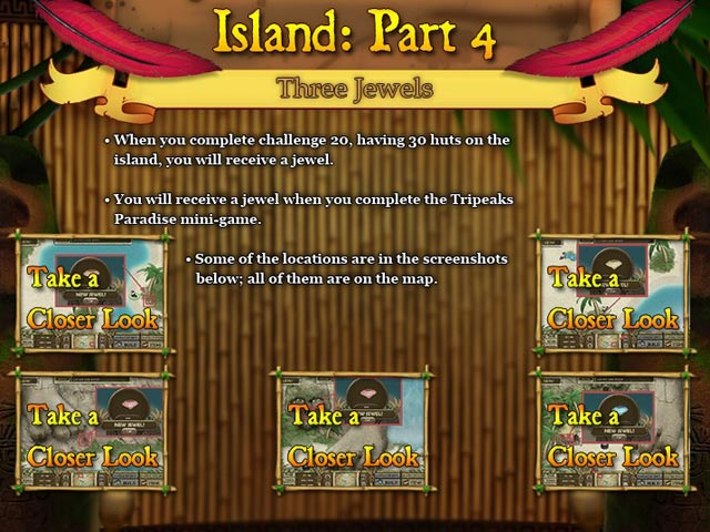 Escape From Paradise 2: A Kingdom's Quest Strategy Guide Game screenshot 1