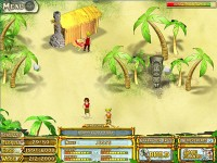 Escape From Paradise Game screenshot 1