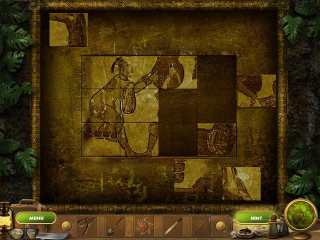 Escape from Thunder Island Game screenshot 2