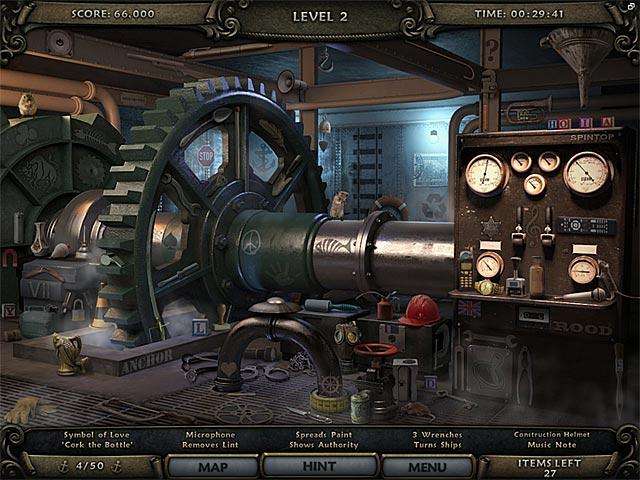 Escape the Emerald Star Game screenshot 1