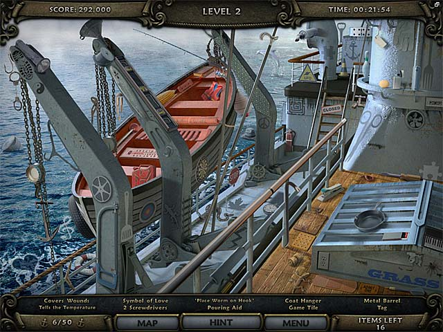 Escape the Emerald Star Game screenshot 3