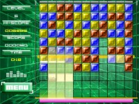 Exocubes Game screenshot 1