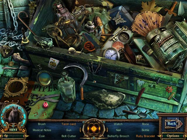 Fabled Legends: The Dark Piper Game screenshot 1
