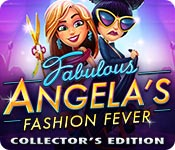 Free Fabulous: Angela's Fashion Fever Collector's Edition Game