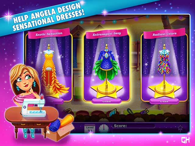 Fabulous: Angela's Fashion Fever Collector's Edition Game screenshot 2