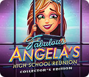 Free Fabulous: Angela's High School Reunion Collector's Edition Game