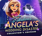 Free Fabulous: Angela's Wedding Disaster Collector's Edition Game