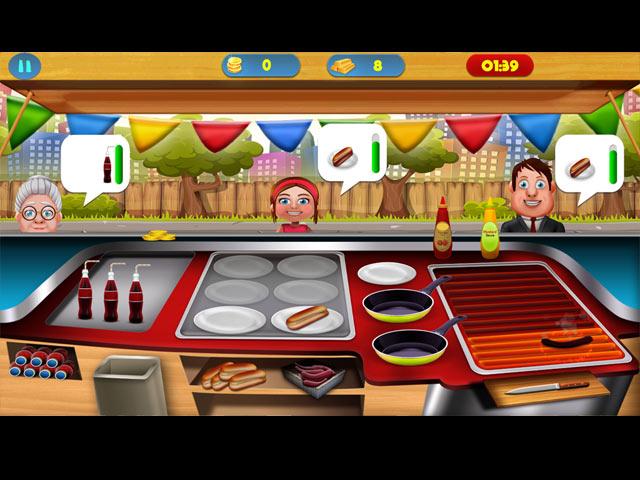 Fabulous Food Truck Game screenshot 1