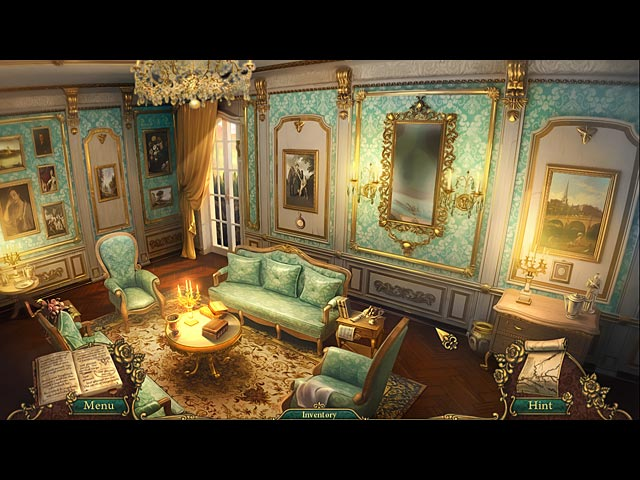 Fairly Twisted Tales: The Price Of A Rose Game screenshot 1