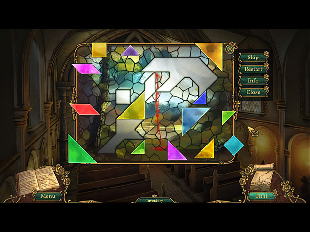 Fairly Twisted Tales: The Price Of A Rose Game screenshot 2