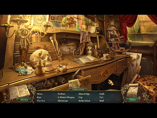 Fairly Twisted Tales: The Price Of A Rose Game screenshot 3