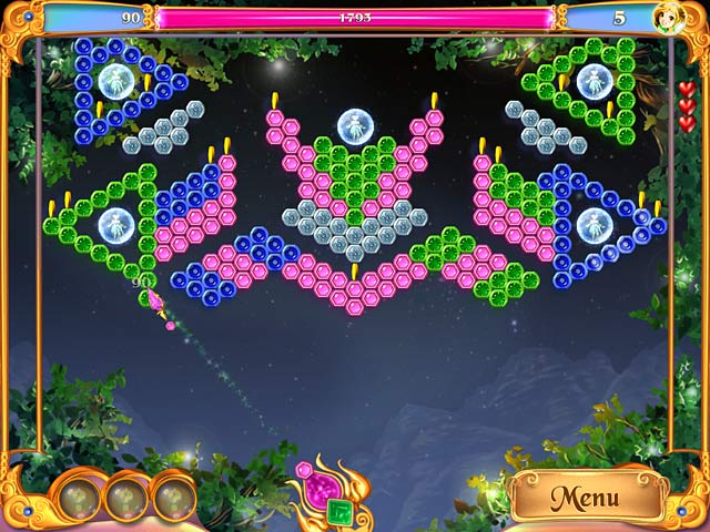 Fairy Jewels 2 Game screenshot 1