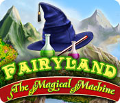Free Fairy Land: The Magical Machine Game