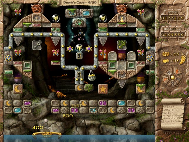 Fairy Treasure Game screenshot 1