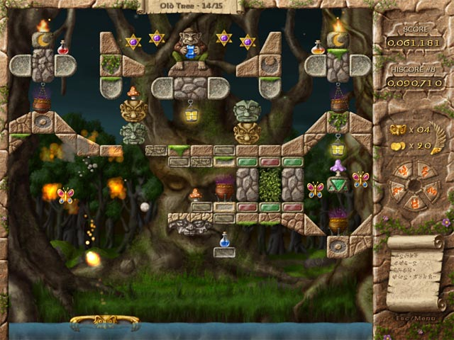 Fairy Treasure Game screenshot 2