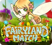 Free Fairyland Match Game