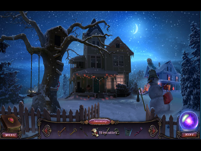 Family Tales: The Sisters Game screenshot 1