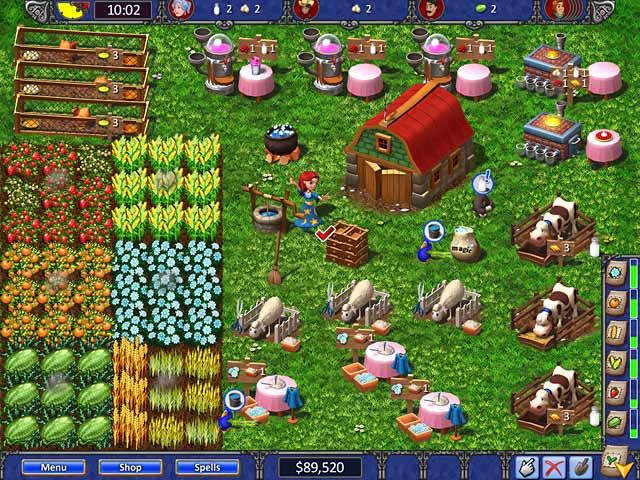 Download Fantastic Farm Game