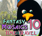 Free Fantasy Mosaics 10: Time Travel Game