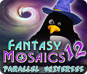 Free Fantasy Mosaics 12: Parallel Universes Game