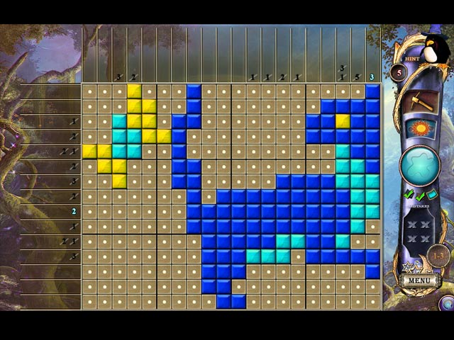 Fantasy Mosaics 12: Parallel Universes Game screenshot 3