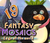 Free Fantasy Mosaics 19: Edge of the World Game