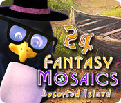 Free Fantasy Mosaics 24: Deserted Island Game