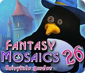 Free Fantasy Mosaics 26: Fairytale Garden Game