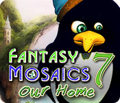 Free Fantasy Mosaics 7: Our Home Game