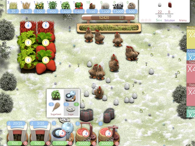 Farm Fables: Strategy Enhanced Game screenshot 1