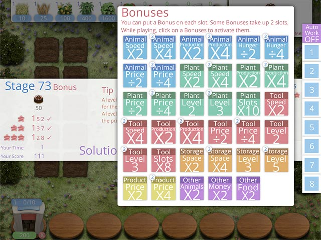 Farm Fables: Strategy Enhanced Game screenshot 3