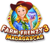 Free Farm Frenzy 3: Madagascar Game