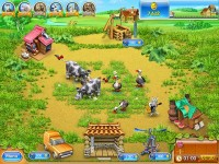Farm Frenzy 3: Russian Roulette Game screenshot 1