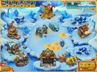 Farm Frenzy: Viking Heroes Game screenshot 3