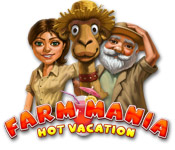 Free Farm Mania: Hot Vacation Game