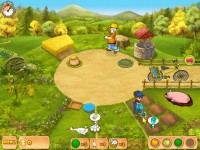 Farm Mania Game screenshot 1