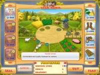 Farm Mania Game screenshot 2