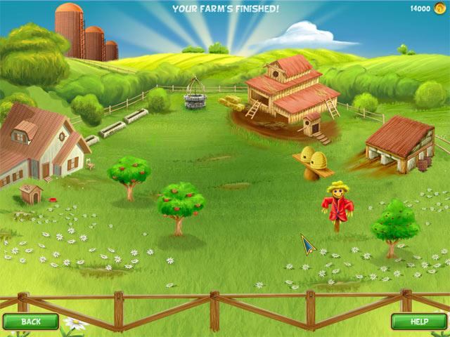 Farm Quest Game screenshot 3