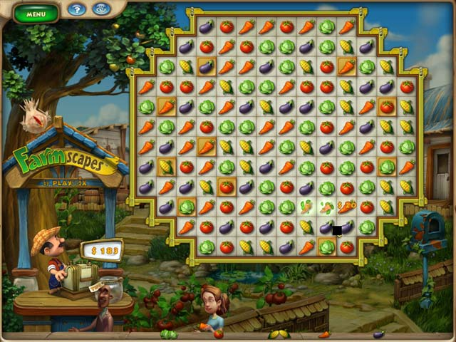 Farmscapes Game screenshot 3