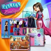 Free Fashion Boutique Game