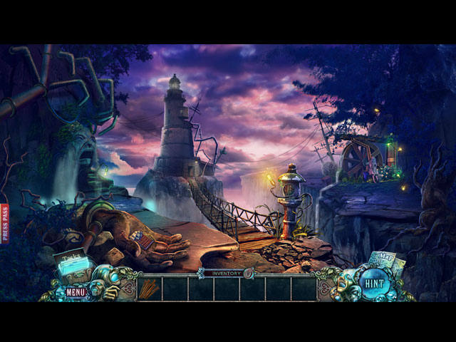 Fear for Sale: Endless Voyage Game screenshot 1
