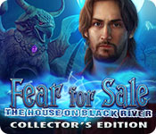 Free Fear for Sale: The House on Black River Collector's Edition Game