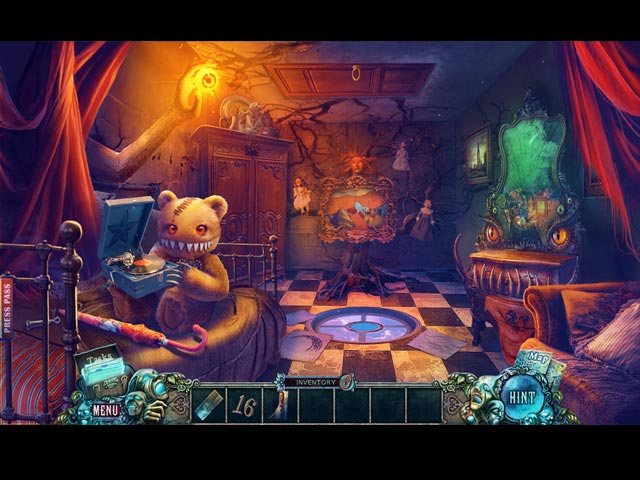 Fear for Sale: The House on Black River Game screenshot 1