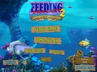 Feeding Frenzy 2 Game screenshot 1